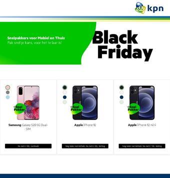 KPN reclame folder (geldig t/m 30-11)