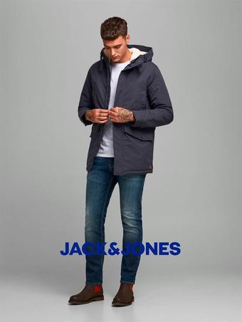 Jack & Jones reclame folder (geldig t/m 25-01)