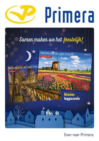 Primera reclame folder (geldig t/m 06-12)