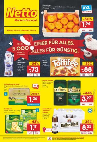 Netto Marken-Discount Prospekt (bis einschl. 05-12)