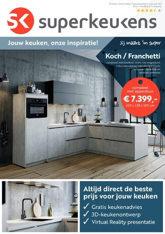 Superkeukens reclame folder (geldig t/m 06-12)