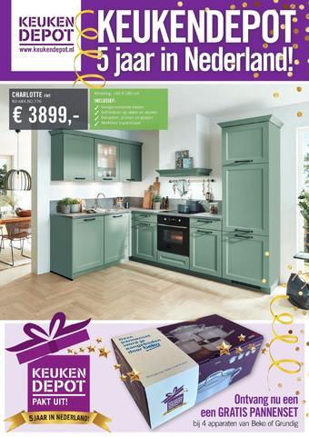 Keukendepot reclame folder (geldig t/m 06-12)