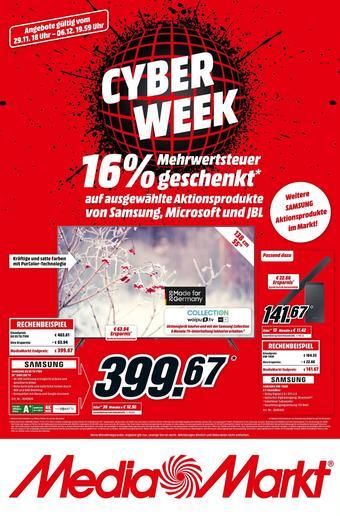 MediaMarkt Prospekt (bis einschl. 06-12)