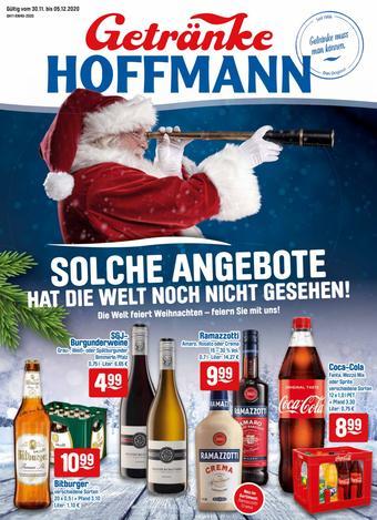 Getränke Hoffmann Prospekt (bis einschl. 05-12)