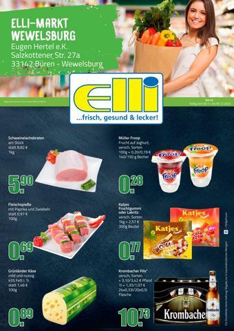 Elli Markt Prospekt (bis einschl. 06-12)
