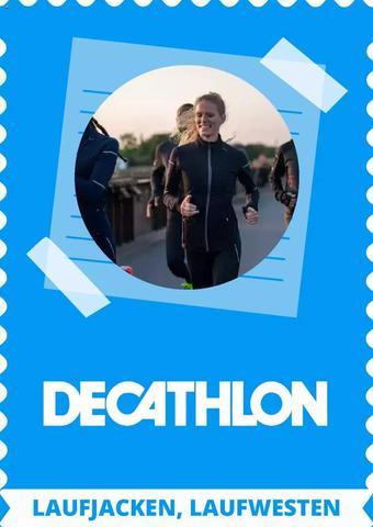 Decathlon Prospekt (bis einschl. 31-12)