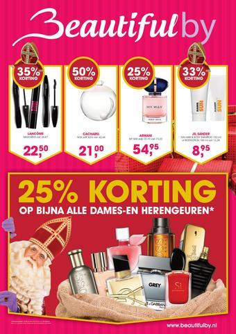 Drogisterij Visser reclame folder (geldig t/m 06-12)