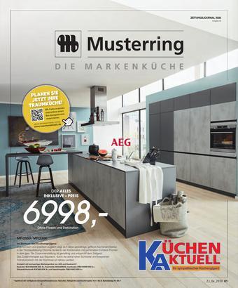 Küchen Aktuell Prospekt (bis einschl. 31-01)
