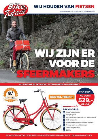 Bike Totaal reclame folder (geldig t/m 31-12)