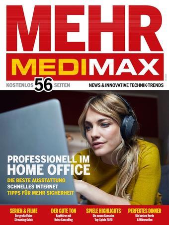 MEDIMAX Prospekt (bis einschl. 31-12)