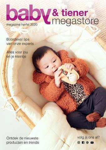 Baby & Tiener reclame folder (geldig t/m 13-12)