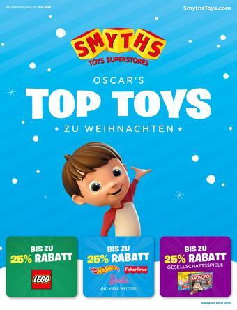 Smyths Toys Prospekt (bis einschl. 13-12)