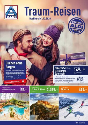 ALDI Nord Reisen Prospekt (bis einschl. 31-12)