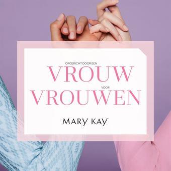 Mary Kay reclame folder (geldig t/m 15-03)