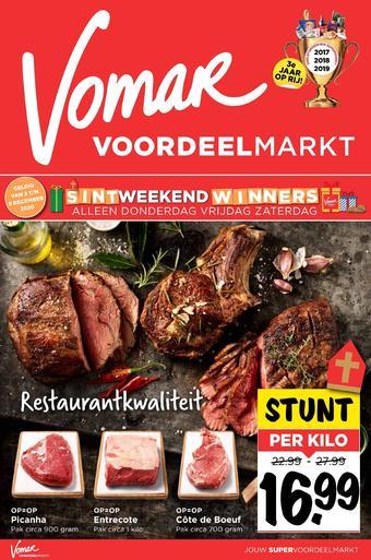 Vomar reclame folder (geldig t/m 05-12)