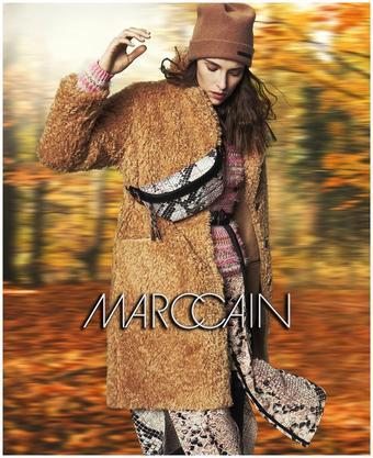Marc Cain reclame folder (geldig t/m 08-03)