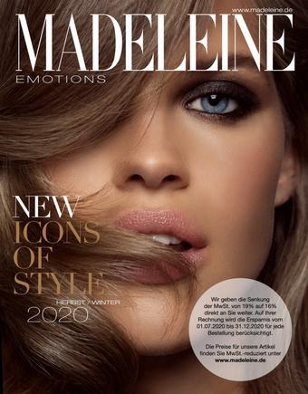Madeleine Prospekt (bis einschl. 31-12)
