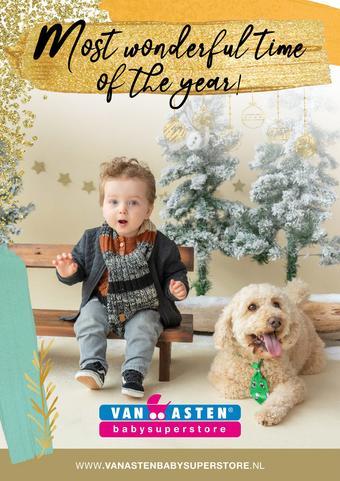 Van Asten BabySuperstore reclame folder (geldig t/m 31-12)
