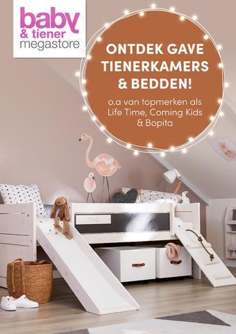 Baby & Tiener reclame folder (geldig t/m 12-12)