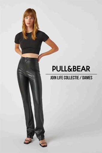 PULL&BEAR reclame folder (geldig t/m 25-01)