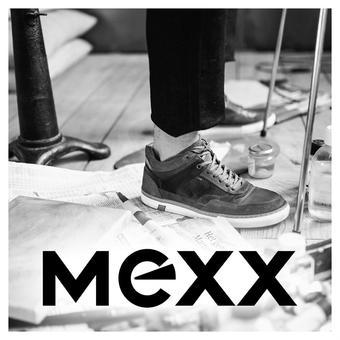 Mexx reclame folder (geldig t/m 18-03)