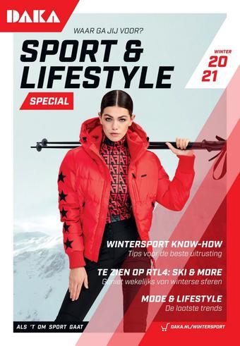 Daka Sport reclame folder (geldig t/m 31-01)