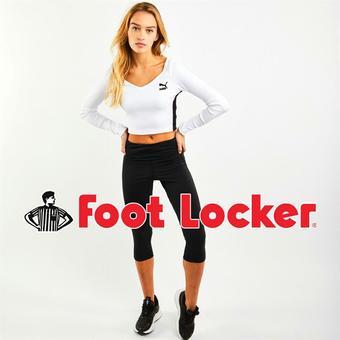 Foot Locker Prospekt (bis einschl. 10-02)