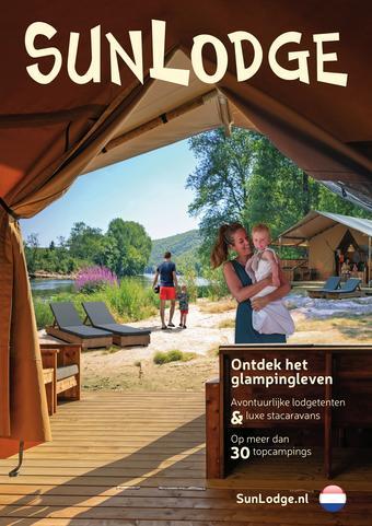 Suncamp reclame folder (geldig t/m 01-07)