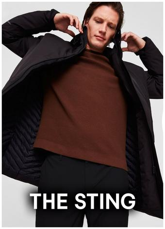 The Sting reclame folder (geldig t/m 17-03)