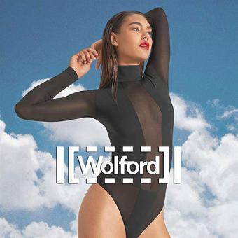 Wolford reclame folder (geldig t/m 17-03)