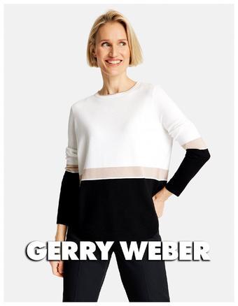 Gerry Weber reclame folder (geldig t/m 23-03)