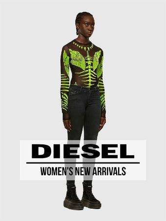 Diesel reclame folder (geldig t/m 23-02)