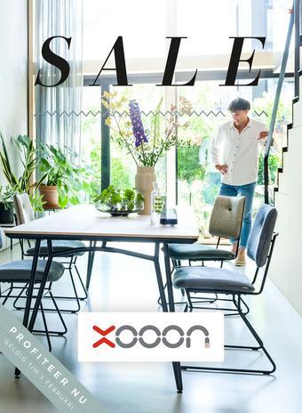 Xooon reclame folder (geldig t/m 03-02)