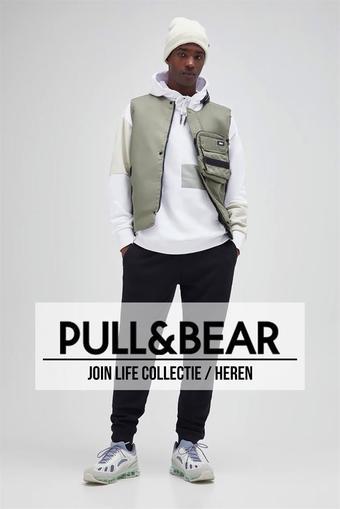 PULL&BEAR reclame folder (geldig t/m 24-02)