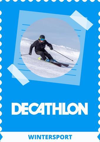Decathlon Prospekt (bis einschl. 31-01)