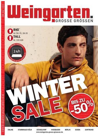 Weingarten Prospekt (bis einschl. 31-01)