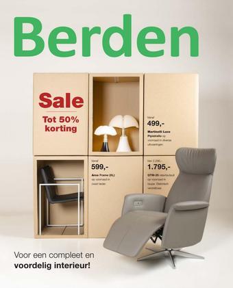 Berden reclame folder (geldig t/m 31-01)