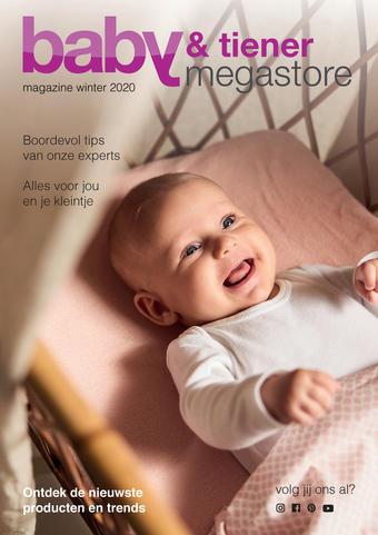 Baby & Tiener reclame folder (geldig t/m 28-02)