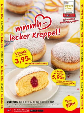 Bäcker Eifler Prospekt (bis einschl. 14-02)