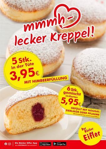 Bäcker Eifler Prospekt (bis einschl. 21-02)