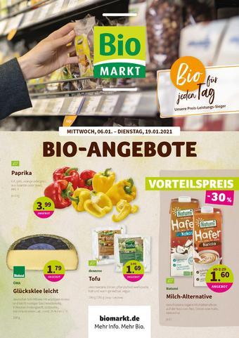 Aleco Biomarkt Prospekt (bis einschl. 19-01)