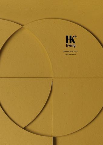 HK Living reclame folder (geldig t/m 29-05)