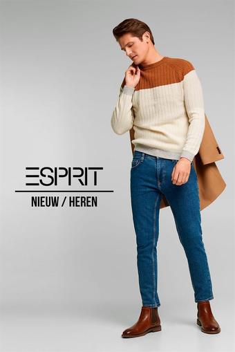 Esprit reclame folder (geldig t/m 08-03)