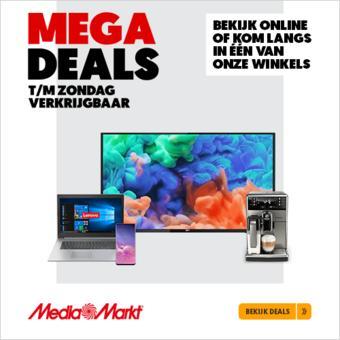 MediaMarkt reclame folder (geldig t/m 17-01)