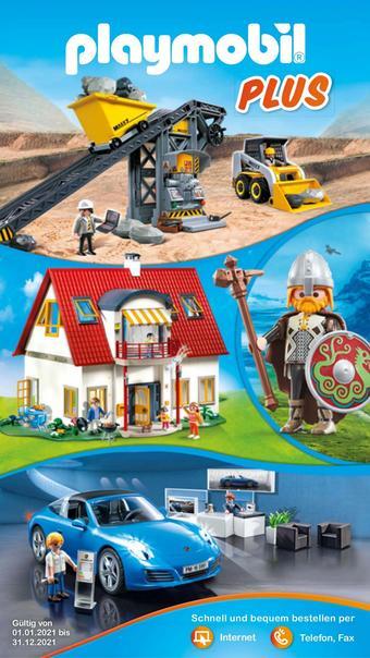 Playmobil Prospekt (bis einschl. 31-12)