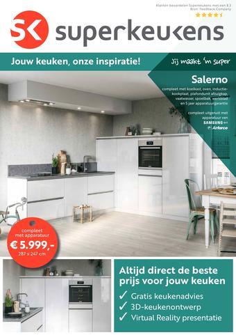 Superkeukens reclame folder (geldig t/m 17-01)