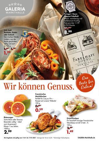 Karstadt Lebensmittel Prospekt (bis einschl. 17-01)
