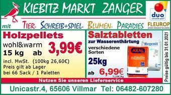 Kiebitzmarkt Prospekt (bis einschl. 24-01)