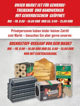 B1 Discount Baumarkt Prospekt (bis einschl. 16-01)