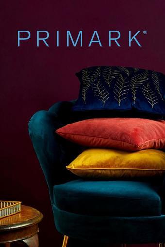 Primark reclame folder (geldig t/m 18-01)